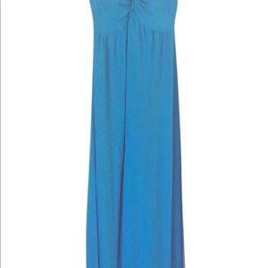 Victoria's Secret Bra Top, Maxi Dress